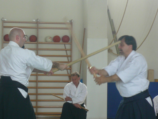- 31/5/2008 - Stage Aikido