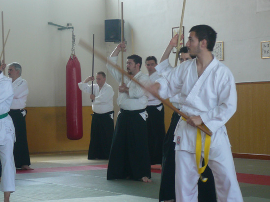 31/5/2008 - Stage Aikido